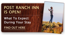 Post Ranch Inn is Open: What to expect during your Stay – find out here.