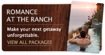 Romance at the Ranch – make your next getaway unforgettable – book here.