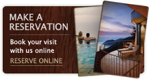 Make a Reservation – Book your visit with us online.