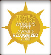 Travel+Leisure World's Best Awards