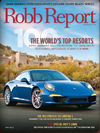 Robb Report, May 2012