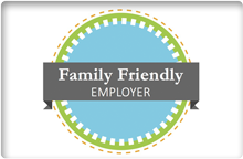 Family-friendly employer award batch