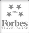 2016 Forbes Travel Guide