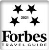 2021 Forbes Travel Guide Star Awards