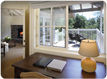 Room accommodation at Meadowood