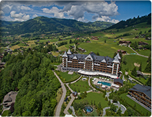 The Alpina Gstaad in Switzerland